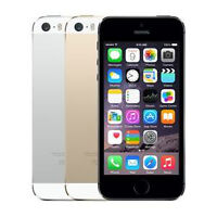BRAND NEW Apple iPhone 5s 16GB Factory Unlocked by App