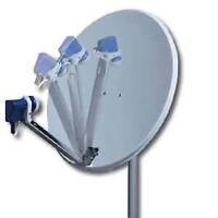 Satellite Dish Installtion at VERY SPECIAL PRICE