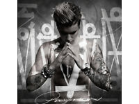 Justin Beiber Concert tickets Saturday 15th October