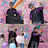 Kids entertainment with Magic, balloons and Face Painting..+-