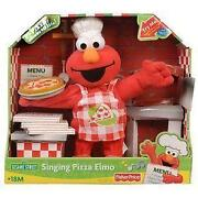 Pizza Elmo