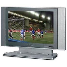 "Daewoo Flat Screen LCD DSL17D3 17"""