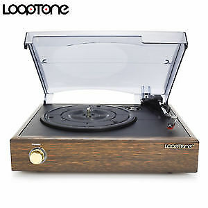Turntable Stereo Record Player