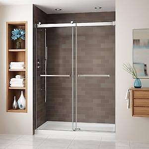 PROMOTION plusieurs douches Fleurco bidirectionnelle, coin ou alcôve