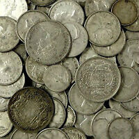 Coins, banknotes, mint sets, estate collections, silver, pennies