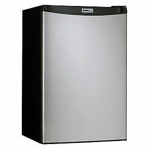 Danby 4.3 cu.ft Stainless Bar Fridge