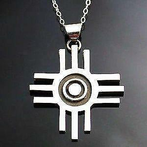 Native american necklace ebay for How to make american indian jewelry