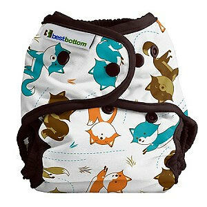 Best Bottom cloth diaper pack - 18 changes! London Ontario image 3