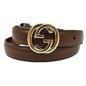 cbb4de3bbee Vintage Gucci Belts