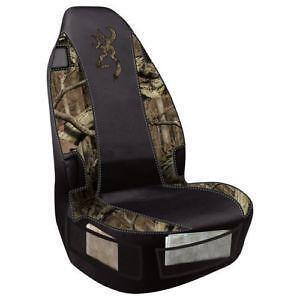 Camo Bucket Seat Covers