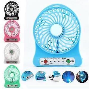 High Powered Portable Electric Fans