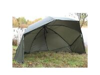Fishing shelter Nash Profile Plus fishing brolly