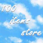 100itemsstore