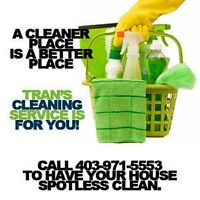 MAID SERVICES FROM $60-120 PER HOME
