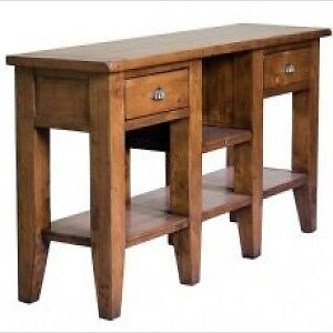 Barnwood Sofa Table Only $495 ~ Save $100 Today!