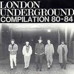 cd - London Underground - Compilation 80-84