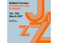 BRILLIANT CORNERS - A FESTIVAL OF JAZZ IN BELFAST