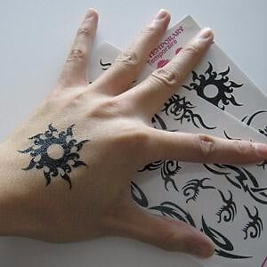 TEMPORARY TATTOOS FOR PARTY, EVENT, CELEBRATION, GIFT, GIVE-AWAYS 62922722