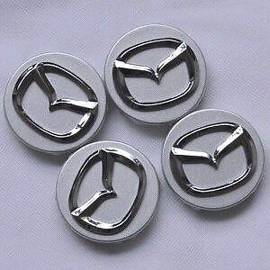Mazda tires caps