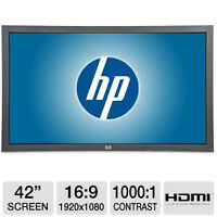 "HP LD4200tm 42"" Class Touchscreen LCD HD Display 399$"