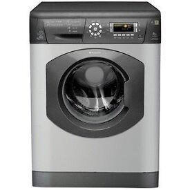 Hotpoint 8Kg washing machine in good clean working order with 3 months warranty