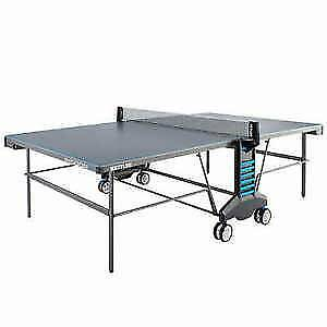 New Kettler Indoor 4 Deluxe Table Tennis + Paddle Set