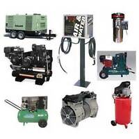 Compressor Service Small Engine Repair Generator Repair Service