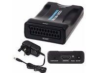 Scart to HDMI converter kit