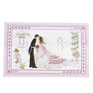 Stamped Cross Stitch Kits Wedding Ebay
