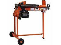 Log splitter – heavy duty 3hp 7ton, electric