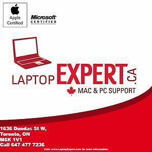 LAPTOP EXPERT! REPAIRS/ SERVICES/ SALES