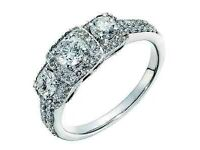 Beautiful Diamond Ring for Sale *BARGAIN*