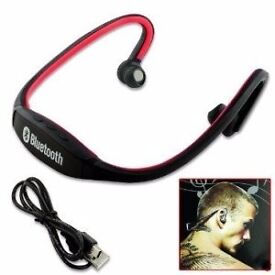 Superslim, iSports Bluetooth Wireless Headphones