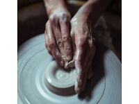 Create in Clay. Pottery Courses at Illyria Pottery.