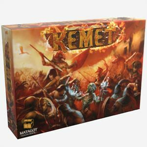 KEMET BOARD GAME.