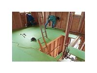 Chipboard t g flooring