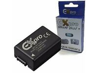 Replacement Battery for Panasonic & Leica Digital Camera's