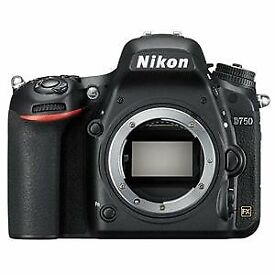 Nikon D750 Plus Lots of Equipment Including Lenses, Filters, and lots more