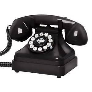 New in Box Crosley Desk Phone