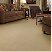 2.25/SF CARPET+INSTALL+PAD ALL INCLUDED AND WARRANTIED