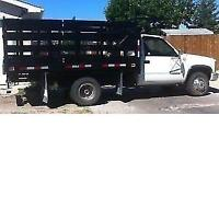*JUNK** REMOVAL 10 ft long 8 ft wide call 204 997-0397