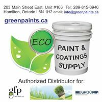 Experienced Outside Paint and Coatings Sales Rep