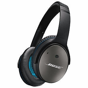 Bose noise cancelling QC 25 headphones  over-ear - Ecouteurs