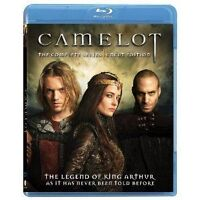 CAMELOT TV SHOW ON BLU RAY UNCUT WITH EVA GREEN
