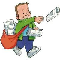 Paper Carriers Needed
