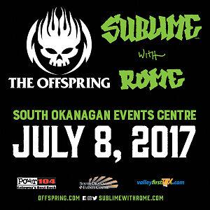 Offspring 4 tickets