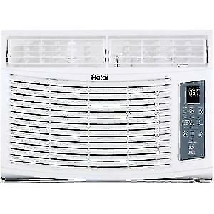 Climatiseur haier appareils lectrom nagers dans grand for Air climatise fenetre