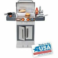 Little Tikes Cook 'n Grow BBQ Grill  NEW in box