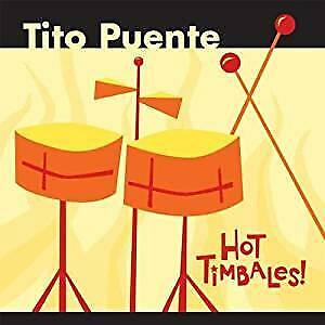 cd - Tito Puente - Hot Timbales