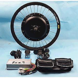24'' Mountain Bike Modified 36V 500W E-bike Conversion Kit Refit Tool